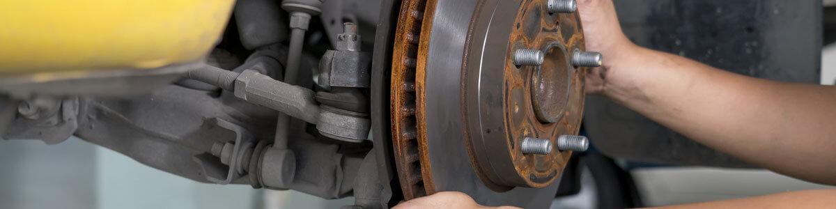 Repairing Brakes